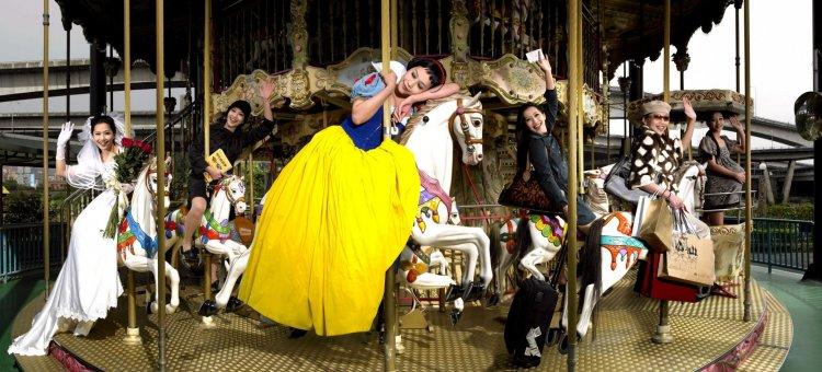 Isa Ho: I am Snow White