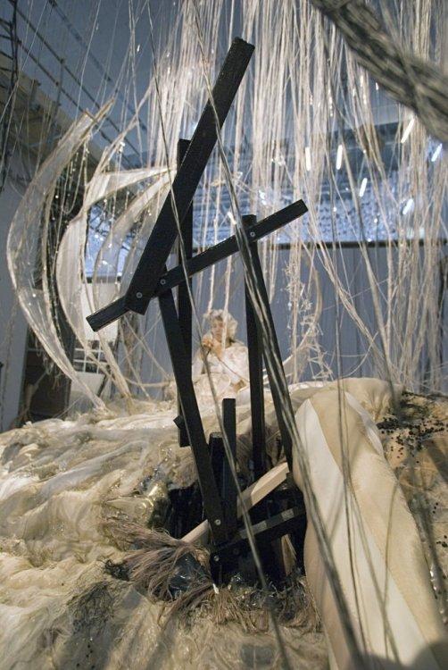 Marya Kazoun: Crumbling Desert Castles