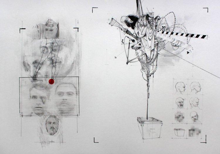 Nidhal Chamekh: De quoi rêvent les martyrs II