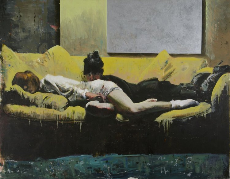 Matthew Hindley: The End of the World and other paintings