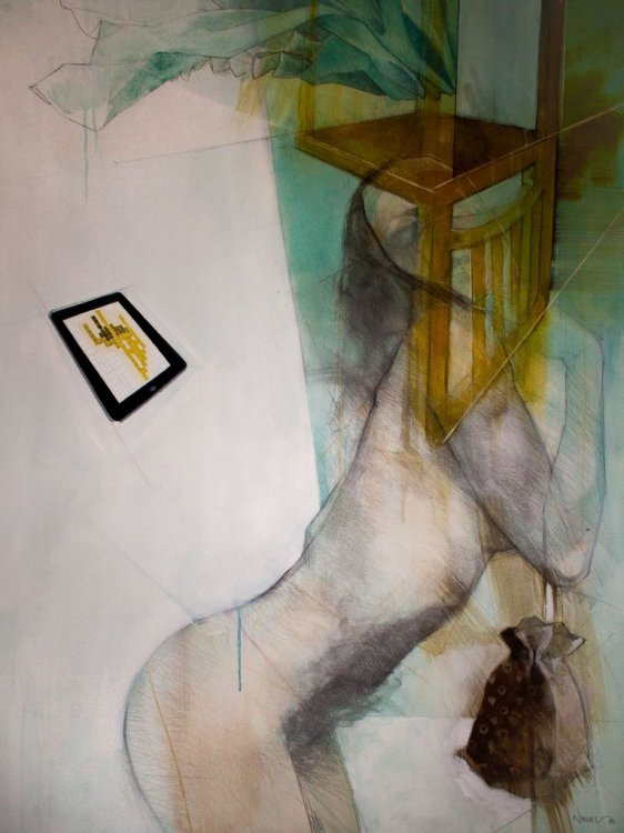 Nidhal Chamekh: Truismes