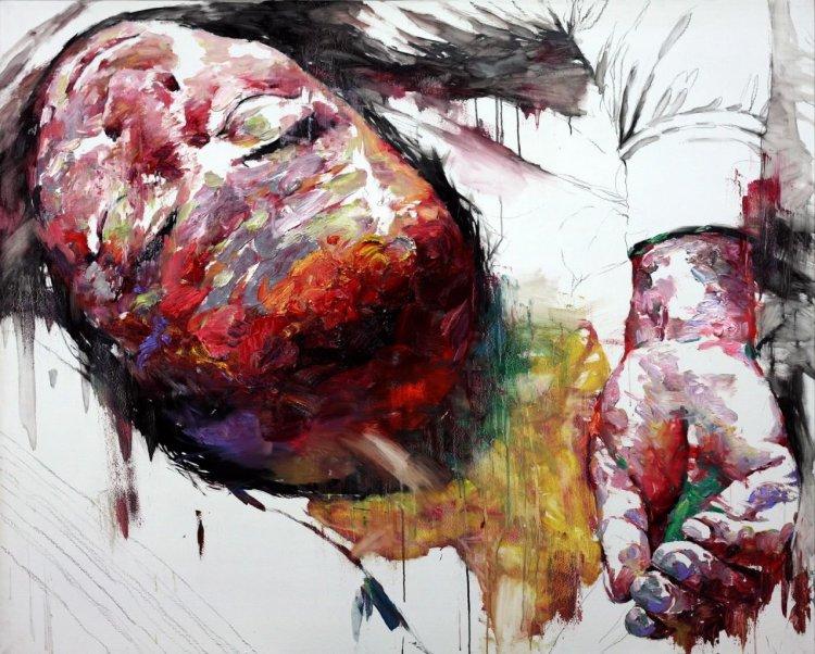 Shin KwangHo: ...to draw Person I