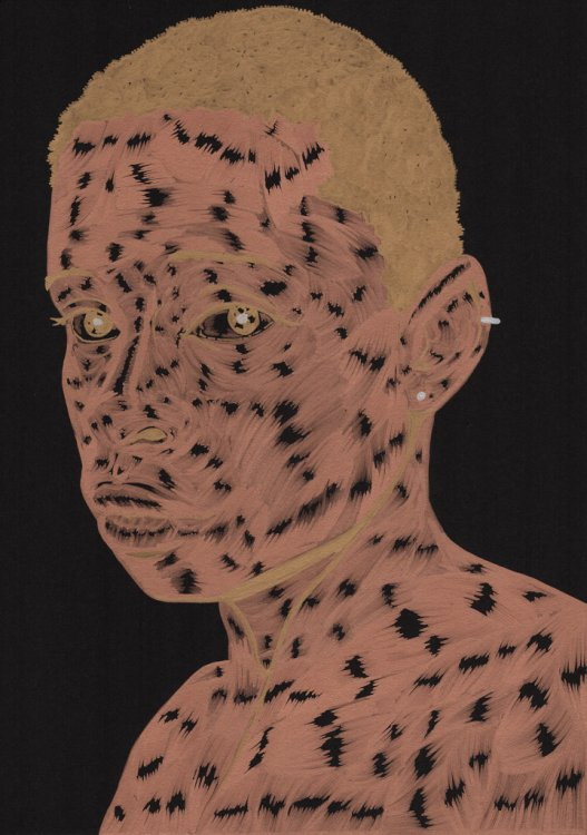 Toyin Odutola: Gauging Tone