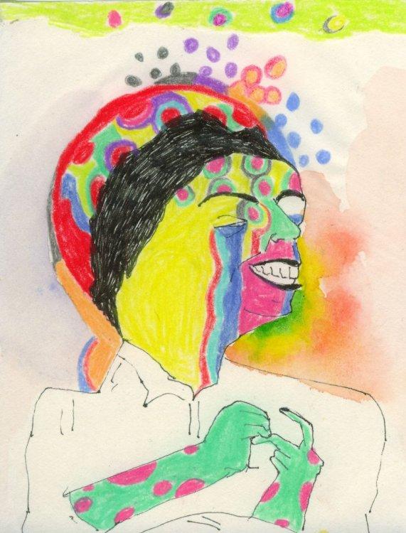 Amir Khojaste: Sound reaction to the feeling