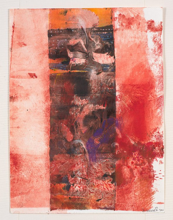 Ali Banisadr: Drawings