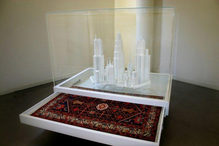 Babak Golkar: Negotiating Space I.