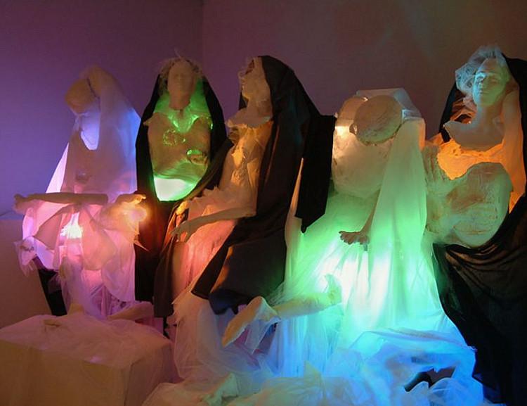 Krista Nassi: Mannequins
