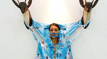 Mella Jaarsma: Installations and Costumes