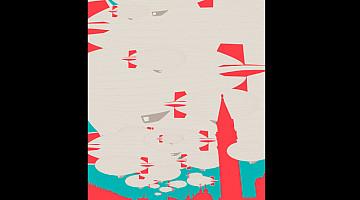 Hector Zamora: Sciame di Dirigibili (Zeppelin Swarm)