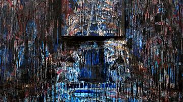 Luna Jungeun Lee: Black painting